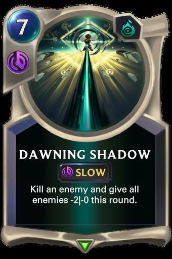 Dawning Shadow Card Image