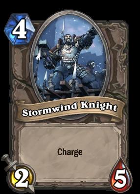 Stormwind Knight Card Image