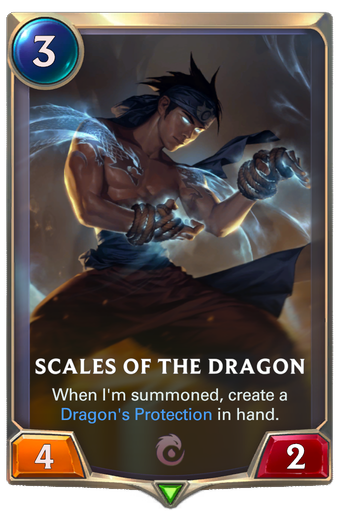 Scales of the Dragon Card Image