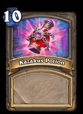 Kazakus Potion Card Image