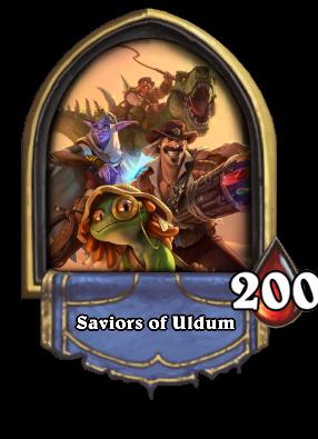 Saviors of Uldum Card Image