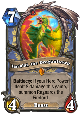 Jan'alai, the Dragonhawk Card Image