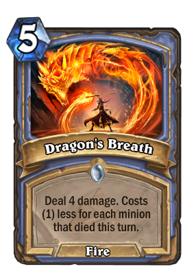 Dragon's Breath Card Image