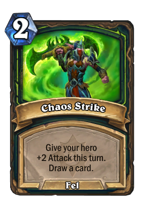 Chaos Strike Card Image