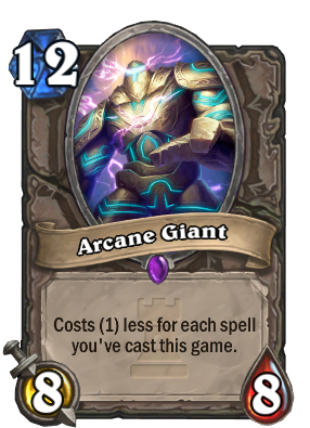 Arcane Giant Card Image