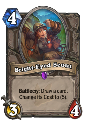 Bright-Eyed Scout Card Image