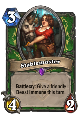 Stablemaster Card Image
