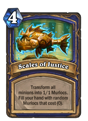Scales of Justice Card Image