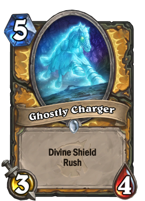 Ghostly Charger Card Image