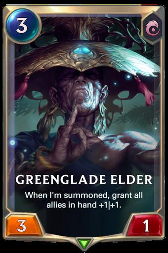 Greenglade Elder Card Image