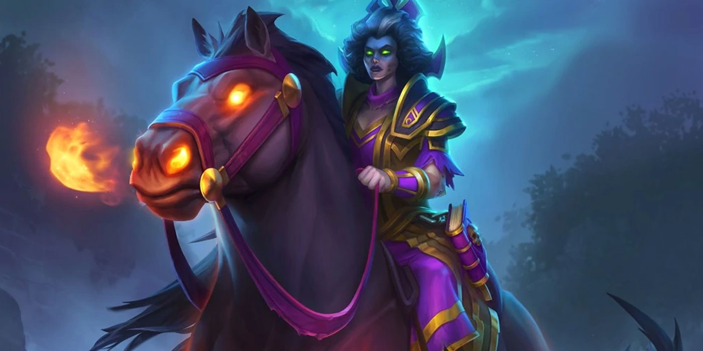 Infinisteed Warlock Deck List and Guide - Memes and Dreams #20