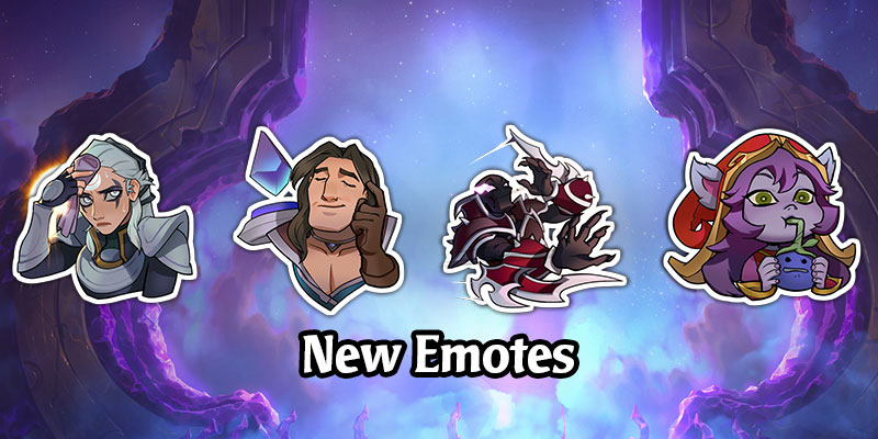 Call of the Mountain Adds Four New Emotes to Legends of Runeterra