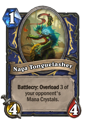 Naga Tonguelasher Card Image