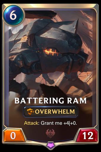 Battering Ram Card Image