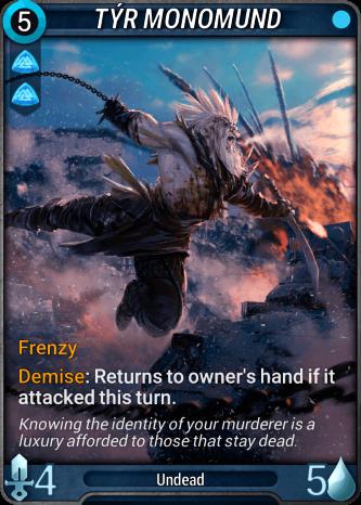 Týr Monomund Card Image