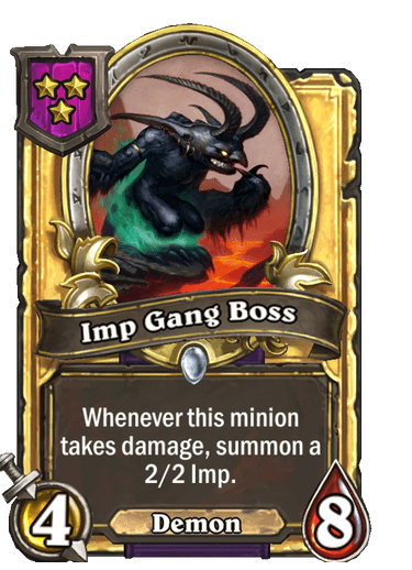 Imp Gang Boss Card Image