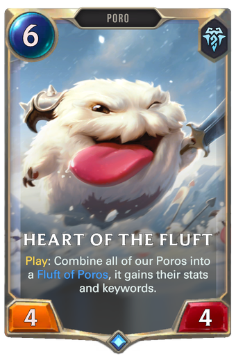 Heart of the Fluft Card Image