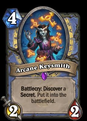 Arcane Keysmith Card Image