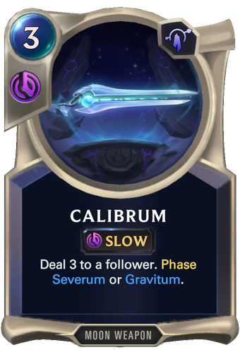 Calibrum Card Image