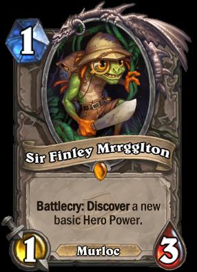Sir Finley Mrrgglton Card Image