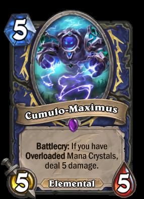 Cumulo-Maximus Card Image