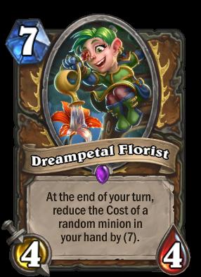 Dreampetal Florist Card Image