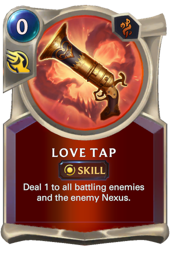Love Tap Card Image