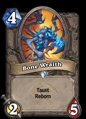 Bone Wraith Card Image