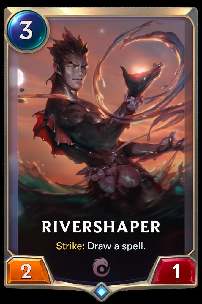 Rivershaper Card Image