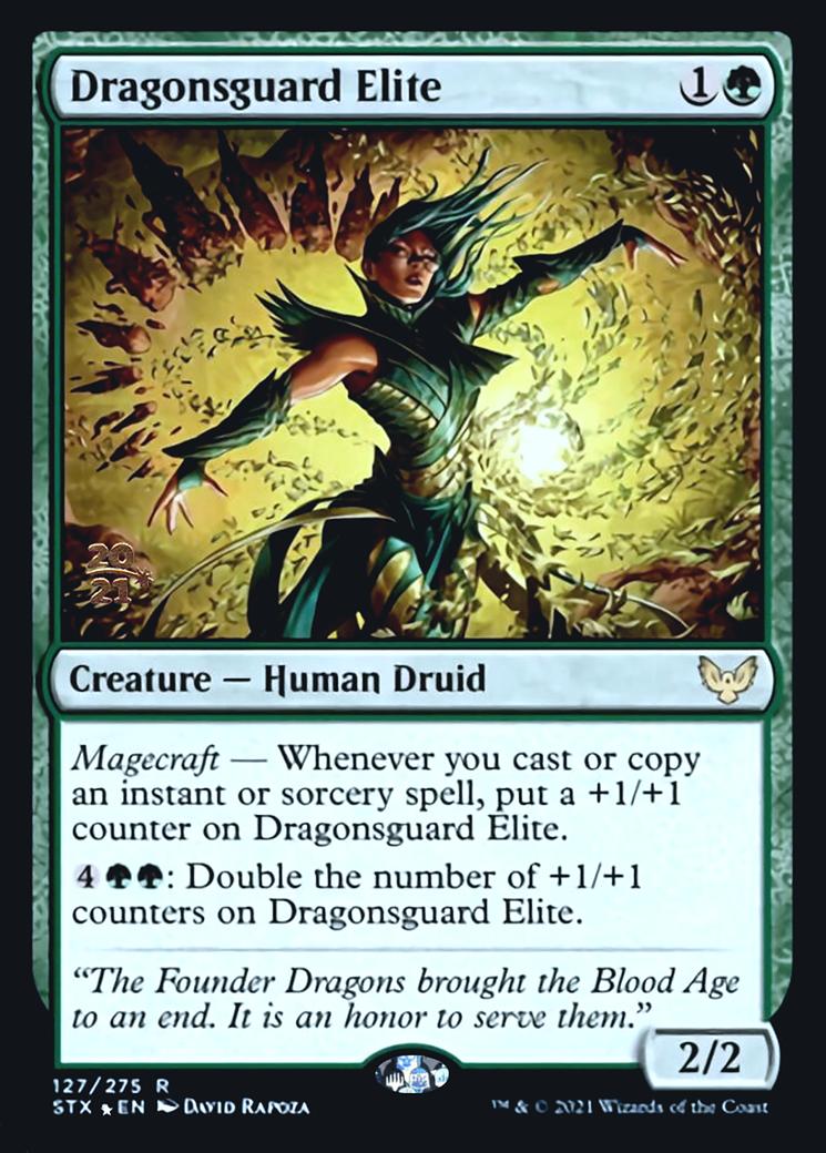 Dragonsguard Elite Card Image