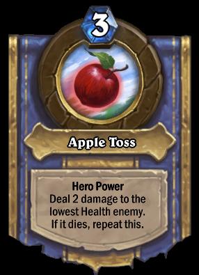 Apple Toss Card Image