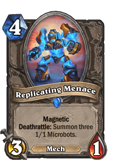 Replicating Menace Card Image