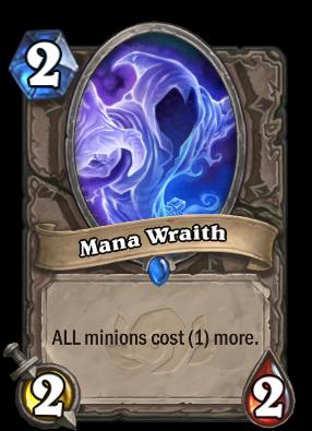 Mana Wraith Card Image
