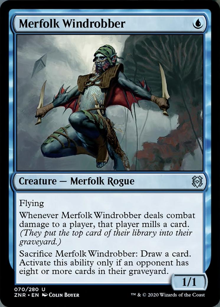 Merfolk Windrobber Card Image