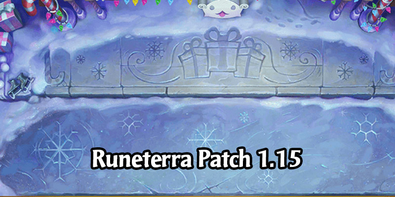 Runeterra 1.15 Patch Arrives This Week - Player Profiles, Snow-themed Cosmetics, Seasonal Tournaments, Turn Timer Updates