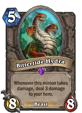 Bittertide Hydra Card Image