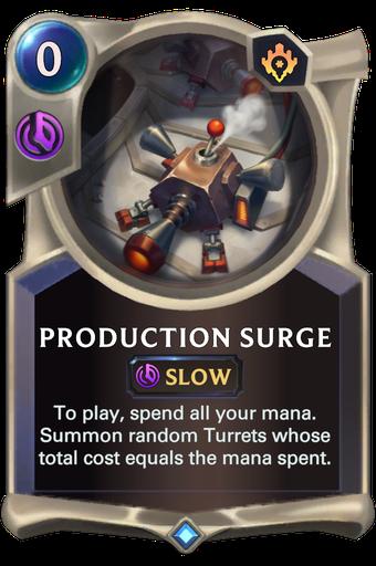 Production Surge Card Image