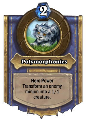 Polymorphonics Card Image