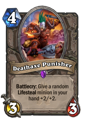 Deathaxe Punisher Card Image