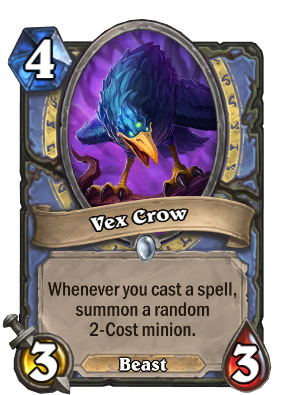 Vex Crow Card Image