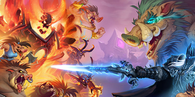 Battlegrounds Brawl Returns Next Week With Free Hearthstone Card Packs via Twitch Drops - $100k Prize Pool on May 12