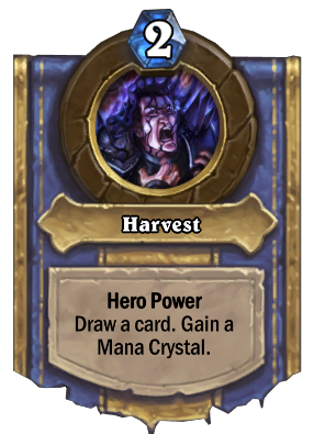Harvest Card Image