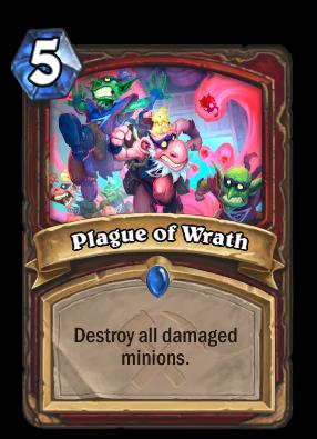 Plague of Wrath Card Image