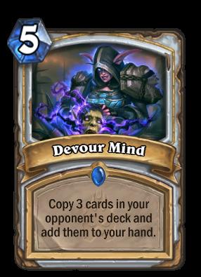 Devour Mind Card Image