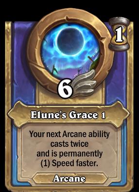 Elune's Grace 1 Card Image