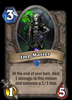 Imp Master Card Image