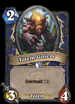 Totem Golem Card Image