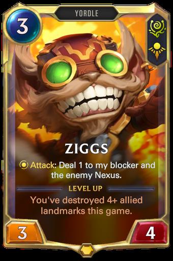 Ziggs Card Image