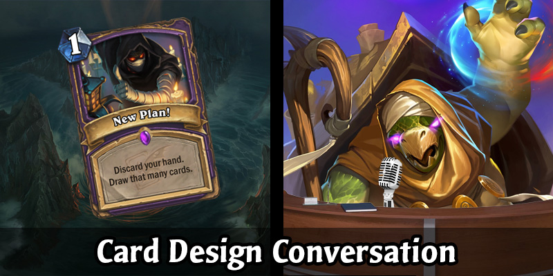 Card Design Conversation - Chart A Course
