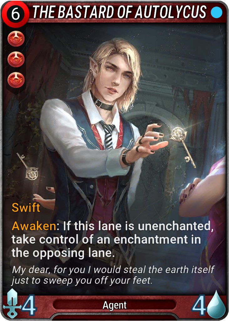 The Bastard of Autolycus Card Image